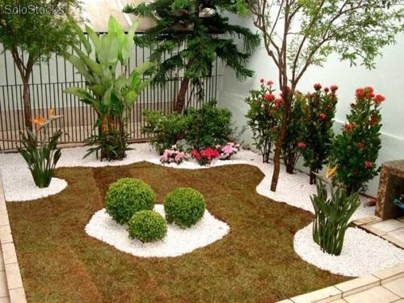 Construção de Jardins e Paisagismo Região Central - Construção de Jardins para Condomínios