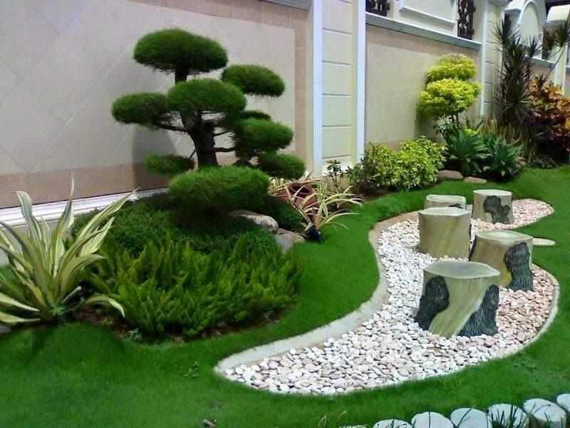 Construção de Jardins Grandes Zona Sul - Construção de Jardins para Condomínios