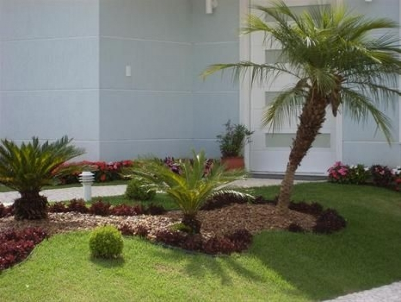 Construção Jardins Cotar Vila Carrão - Construção de Jardins Grandes