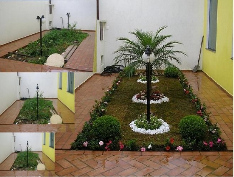 Contato de Empresa de Projeto Paisagismo Praça Santo André - Empresa de Projeto de Paisagismo Residencial