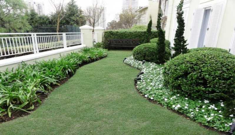Empresa de Manutenção de Jardins Paisagismo Jardim Vazani - Empresa de Manutenção de Jardins