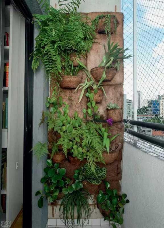 Empresa de Manutenção de Jardins Verticais Rio Pequeno - Empresa de Manutenção de Jardins