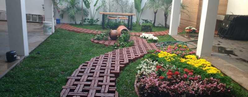 Empresa de Projeto de Paisagismo Residencial Orçar Cidade Tiradentes - Empresa de Projeto Paisagismo Jardim