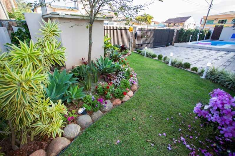 Empresa de Projeto Paisagismo Jardim Pequeno Orçar Jardim Japão - Empresa de Projeto de Paisagismo Residencial