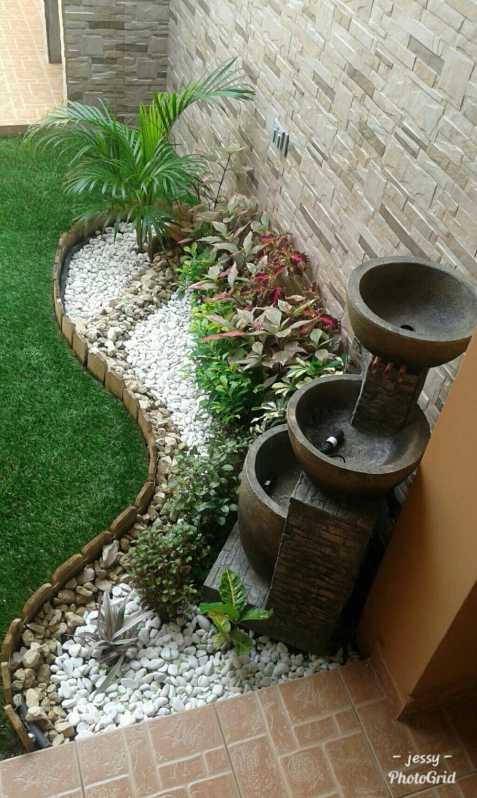 Empresa para Construção de Jardins de Inverno Ribeirão Pires - Construção de Jardins Grandes