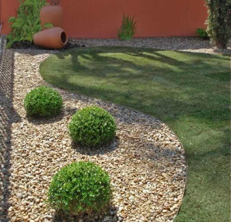 Empresa para Construção de Jardins para Condomínios Cidade Monções - Construção de Jardins de Inverno