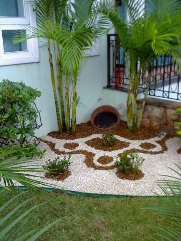 Empresa para Construção de Jardins Pequenos Raposo Tavares - Construção Jardins de Inverno