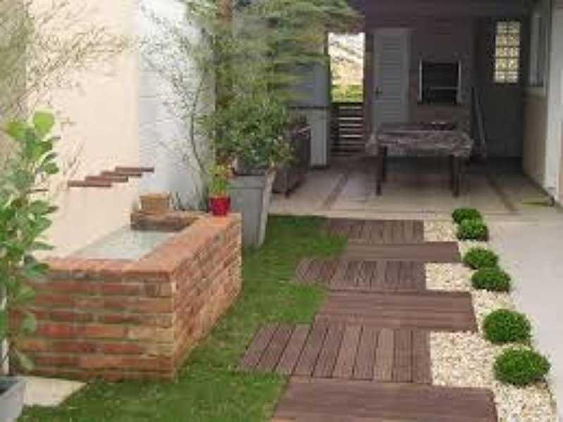 Empresa para Construção de Jardins Residenciais Ferraz de Vasconcelos - Construção de Jardins para Condomínios