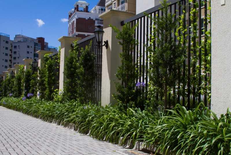 Manutenção de Jardins Paisagismo Anália Franco - Empresa de Manutenção de Jardins