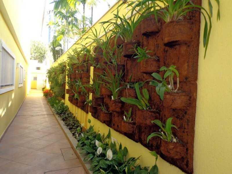 Manutenção de Jardins Verticais Itaquaquecetuba - Empresa de Manutenção de Jardins
