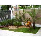 construção de jardins e manutenção