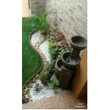 construção de jardins de inverno orçamento Jardim Vazani
