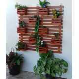 construção de jardins vertical Parque do Chaves