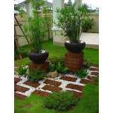 construção jardins de inverno Vila Chica Luíza