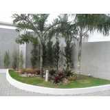 contratar empresa de paisagismo e jardinagem Mauá