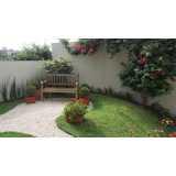 contratar empresa de projeto jardinagem paisagismo Sacomã