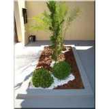 contratar empresa de projeto paisagismo residencial Santa Teresinha