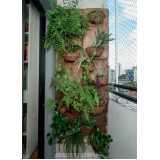 empresa de manutenção de jardins verticais Parque Maria Domitila