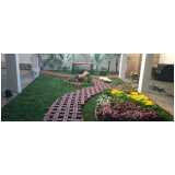 empresa de projeto de paisagismo residencial orçar Jardim São Luiz