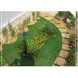 empresa de projeto de paisagismo Jardim São Bento