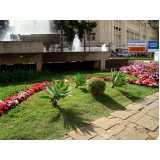 empresa de serviço de paisagismo para praças Jardim Europa