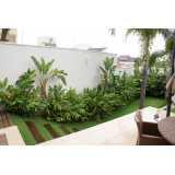 empresa que faz projeto jardinagem paisagismo Alphaville