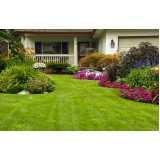 implantação e manutenção de jardins preço Campo Grande