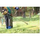 manutenção de jardins e relvados Vila Jaraguá