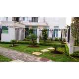 manutenção de jardins em condomínios Cambuci