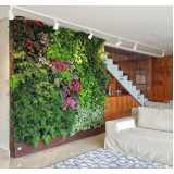 manutenção jardins verticais preço Tremembé