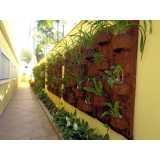 manutenção jardins verticais Parque Vitória