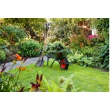 manutenção jardins Água Rasa