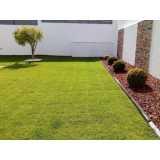manutenção de jardins e relvados