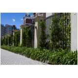 manutenção de jardins paisagismo