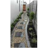 orçamento de reforma de jardim Vila Suzana