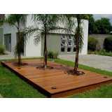 orçamento de reforma para jardim residencial Vila Prudente