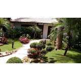 projeto jardinagem paisagismo preços Real Parque