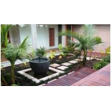 projeto jardinagem paisagismo Jardim Londrina