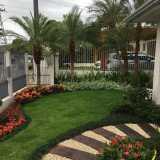 projeto paisagismo jardim pequeno preços Vila Chica Luíza