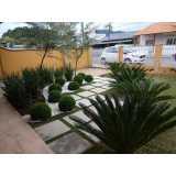 projeto de jardinagem e paisagismo