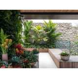 projeto jardinagem paisagismo