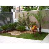 projeto paisagismo jardim pequeno