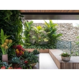 qual o valor de projeto jardinagem paisagismo Parque Peruche