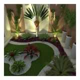 qual o valor de projeto paisagismo jardim pequeno Conjunto Habitacional Palmares