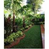 quanto custa implantação e manutenção de jardins Tucuruvi