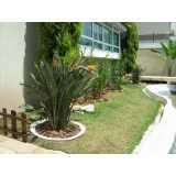 quanto custa serviço de jardinagem Vila Endres