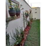 reforma de jardim