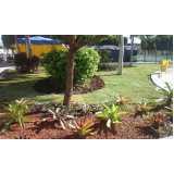 serviço de jardinagem para praças preço Vila Sônia