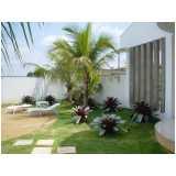 serviço de jardinagem preço Vila Progredior