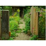 serviço de jardinagem Região Central